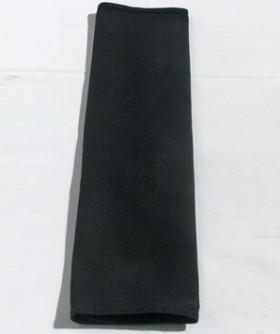 Black Napkin 45 cm NP002
