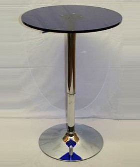 Blue Top Cocktail Table 92 x 60 cm CT002