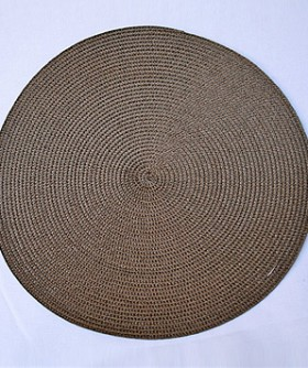 Brown Place Mat 35 cm PM010