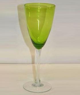 Dark-Green-Wine-Glass-20-cm-WG019