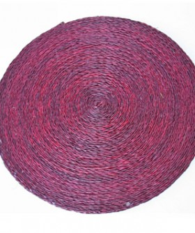 Plum Grass Place Mat 35 cm PM006