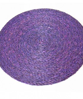 Purple Grass Place Mat 35 cm PM005