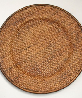 Rattan Under Plate 33 cm BP018