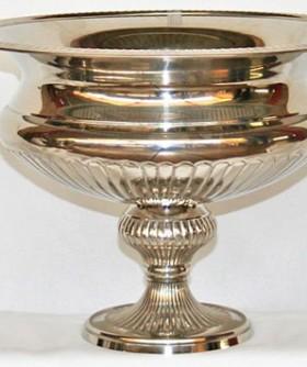Small Silver Champagne Bowl 24 x 30 cm SW005