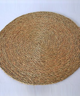 Smokey Natural Grass Place Mat 35 cm PM001