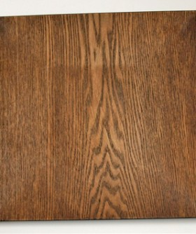 Square Dark Wood Under Plate 30 cm BP020