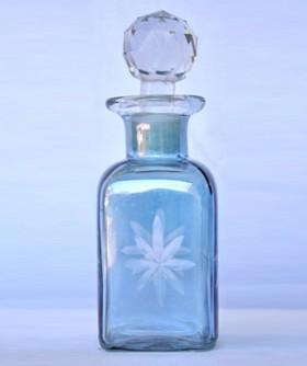Blue Perfume Bottle 15 cm MR004