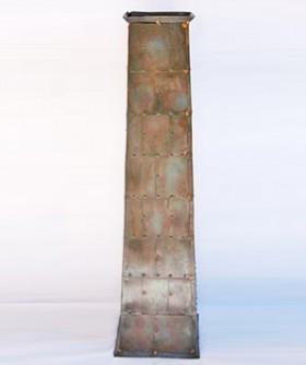 Bronze Plinth 122 x 32 cm DA015