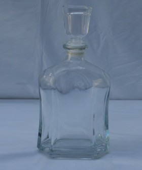 Decanter Glass 28 x 14 cm GV0133