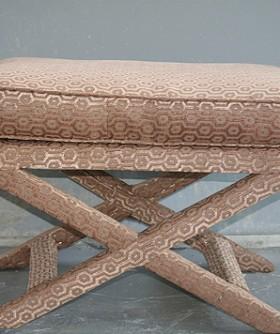 Designer Ottoman 089