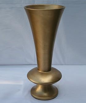 Gold Adi Urn 60 x 33 cm GLD009