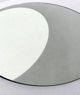 Large Round Mirror Sheet 50 x 50 cm MIR001