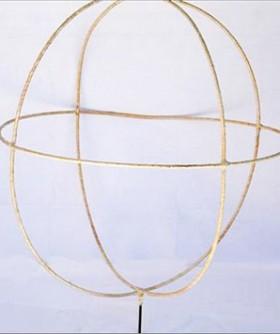 Large Topiary Wire 65 x 65 cm DA016
