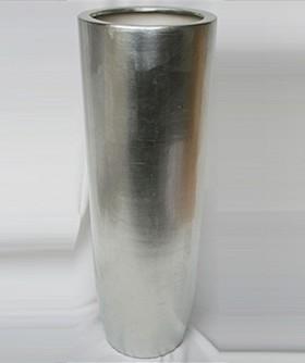 Silver Urn 95 x 35 cm PL001