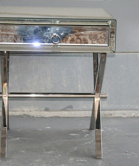 Square Mirror Coffee Table 098