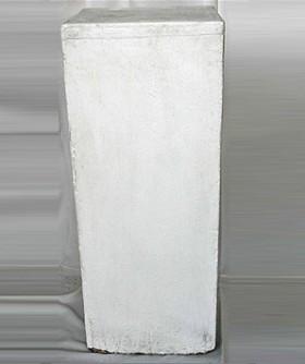 White Wooden Plinth 1000 x 40 cm PL009