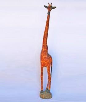 Wooden Giraffe 140 cm DA017